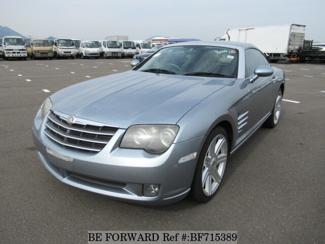 Used 2004 CHRYSLER CROSSFIRE BF715389 For Sale