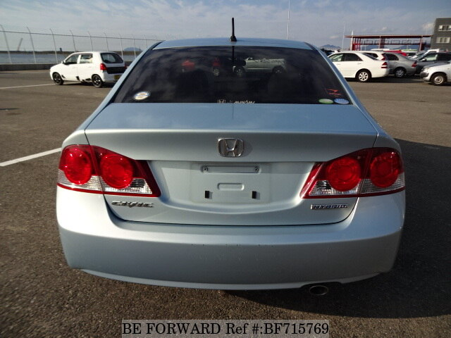 used 2006 honda civic hybrid mxb daa fd3 for sale bf715769 be forward. Black Bedroom Furniture Sets. Home Design Ideas