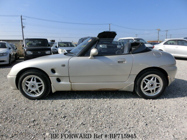 used 1991 suzuki cappuccino e ea11r for sale bf715945 be forward. Black Bedroom Furniture Sets. Home Design Ideas