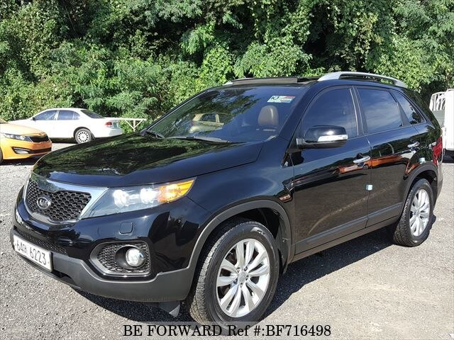used 2010 kia sorento limited for sale bf716498 be forward. Black Bedroom Furniture Sets. Home Design Ideas