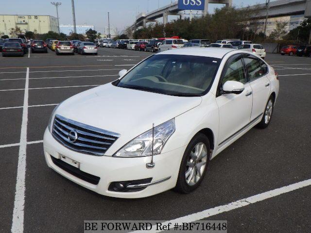 used 2011 nissan teana 250xe dba j32 for sale bf716448 be forward rh beforward jp Nissan Teana 2003 Nissan Teana 2008