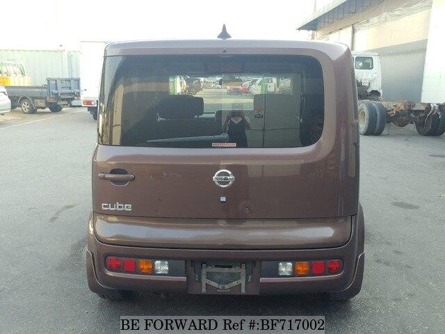 2004 nissan cube d 39 occasion en promotion bf717002 be forward. Black Bedroom Furniture Sets. Home Design Ideas