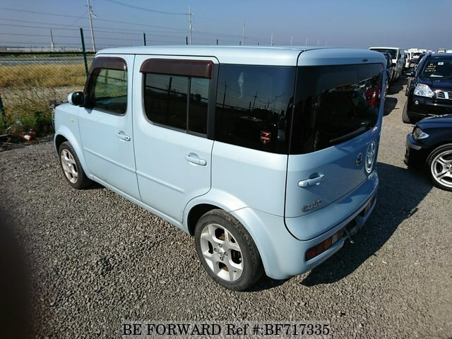 2003 nissan cube ex ua bz11 d 39 occasion en promotion bf717335 be forward. Black Bedroom Furniture Sets. Home Design Ideas