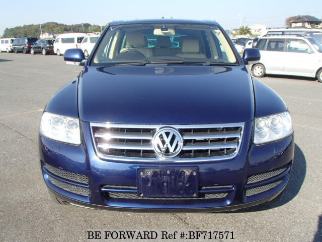 used volkswagen touareg for sale be forward autos post. Black Bedroom Furniture Sets. Home Design Ideas
