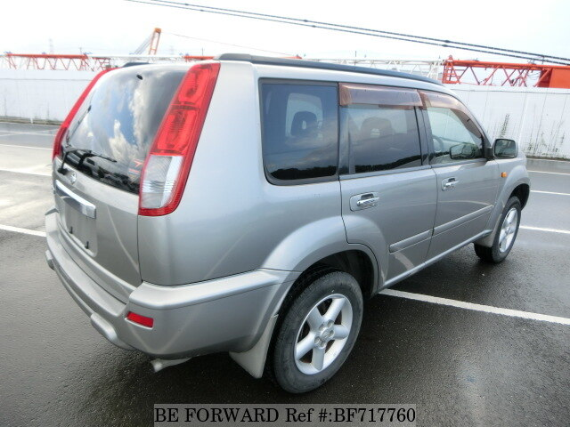 used 2000 nissan x trail ta nt30 for sale bf717760 be forward. Black Bedroom Furniture Sets. Home Design Ideas