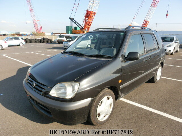 used 1998 toyota raum gf exz10 for sale bf717842 be forward rh beforward jp Toyota Raum 2005 Toyota Raum 2008