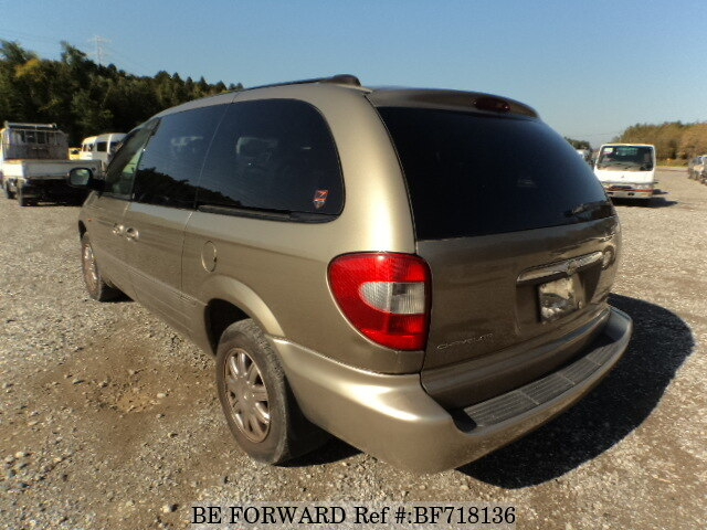 2004 chrysler grand voyager gh rg33l d 39 occasion en promotion bf718136 be forward. Black Bedroom Furniture Sets. Home Design Ideas