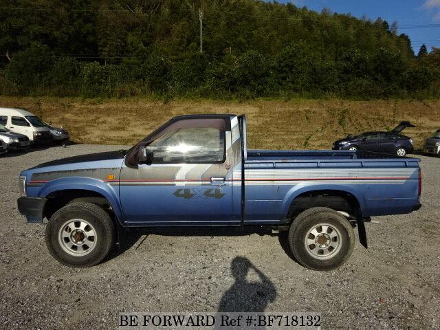 1990 nissan datsun pickup t qyd21 d 39 occasion en promotion bf718132 be forward. Black Bedroom Furniture Sets. Home Design Ideas