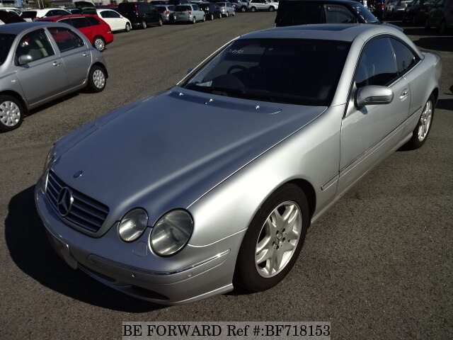 Used 2002 MERCEDES-BENZ CL-CLASS BF718153 for Sale