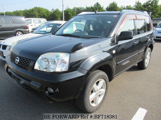 Used 2006 nissan x trail xcba t30 for sale bf718381 be forward used 2006 nissan x trail bf718381 for sale fandeluxe Choice Image