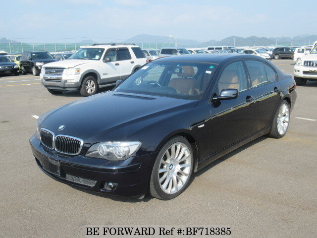 Used 2006 Bmw 7 Series 750i 25th Anniversary Editionaba Hl48 For
