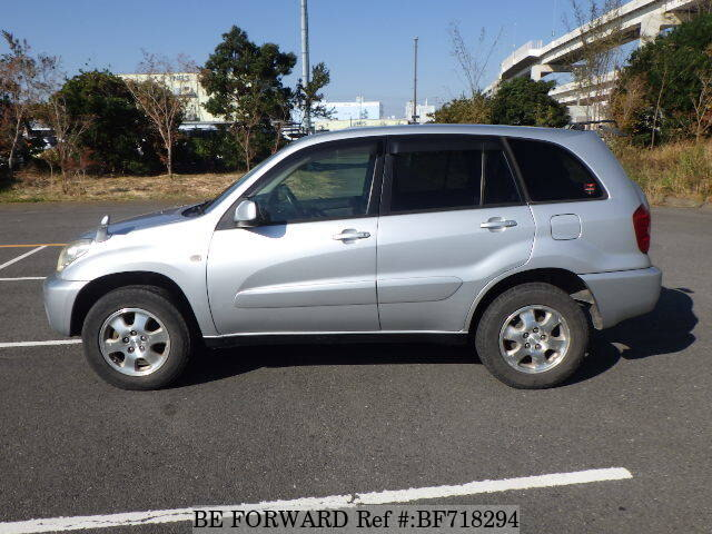 used 2005 toyota rav4 l x limited cba zca26w for sale bf718294 be forward. Black Bedroom Furniture Sets. Home Design Ideas