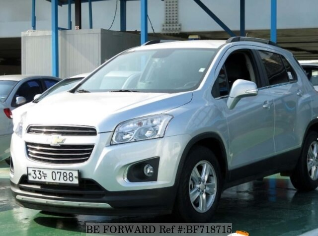 Used 2016 Chevrolet Trax For Sale Bf718715 Be Forward