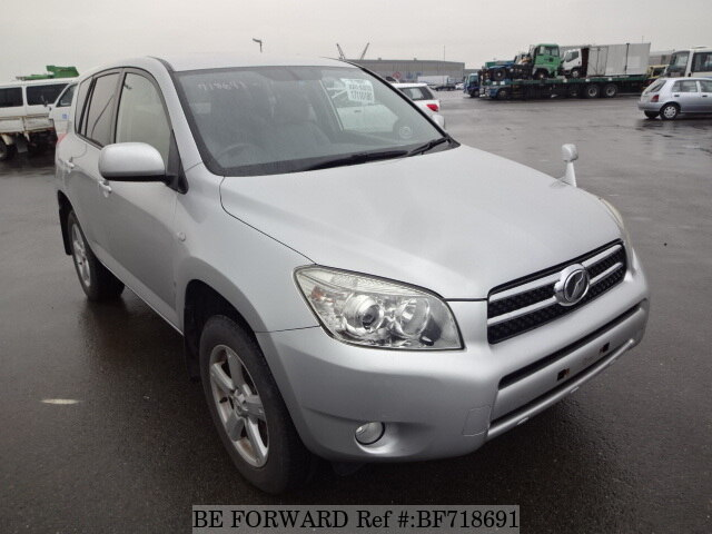 2008 toyota rav4 x limited dba aca31w d 39 occasion en promotion bf718691 be forward. Black Bedroom Furniture Sets. Home Design Ideas