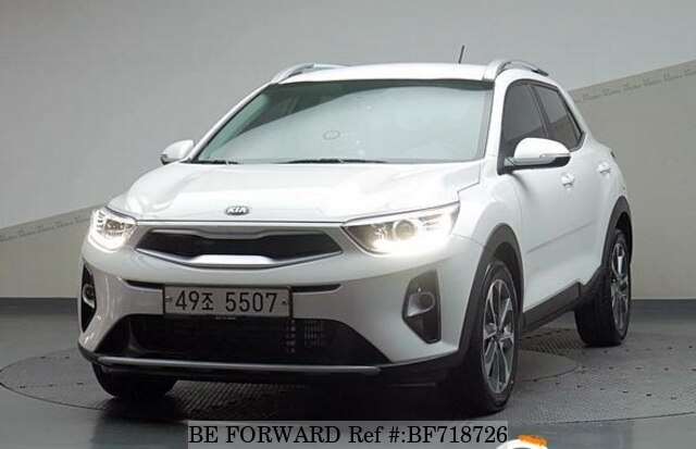 used 2017 kia stonic for sale bf718726 be forward. Black Bedroom Furniture Sets. Home Design Ideas