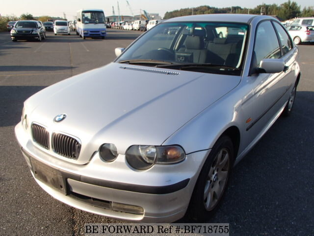 Used 2003 BMW 3 SERIES 318TI/GH-AU20 for Sale BF718755 - BE FORWARD