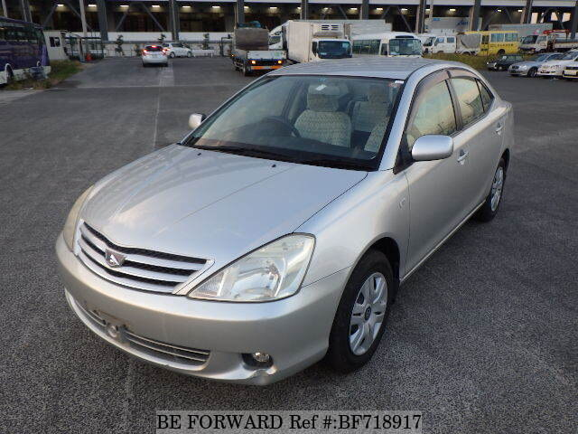 used 2003 toyota allion ta azt240 for sale bf718917 be forward rh beforward jp Owner's Manual Instruction Manual Example