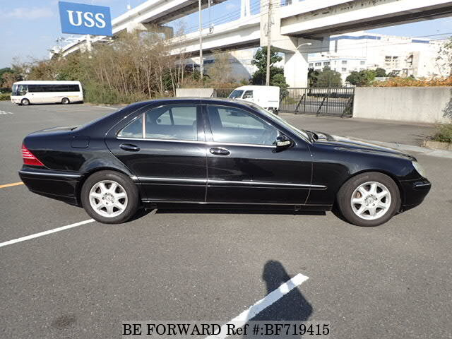 2002 mercedes benz s class s320 gh 220065 usados en venta for Mercedes benz 2002 s500 for sale