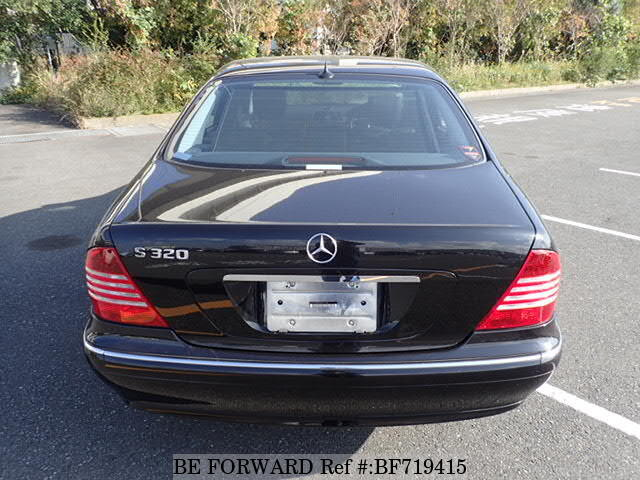 Used 2002 mercedes benz s class s320 gh 220065 for sale for Mercedes benz 2002 s500 for sale