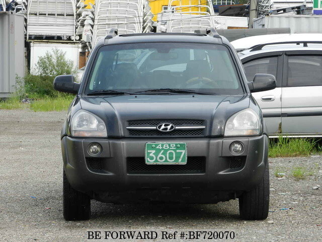 2006 hyundai tucson mxl usados en venta bf720070 be forward. Black Bedroom Furniture Sets. Home Design Ideas