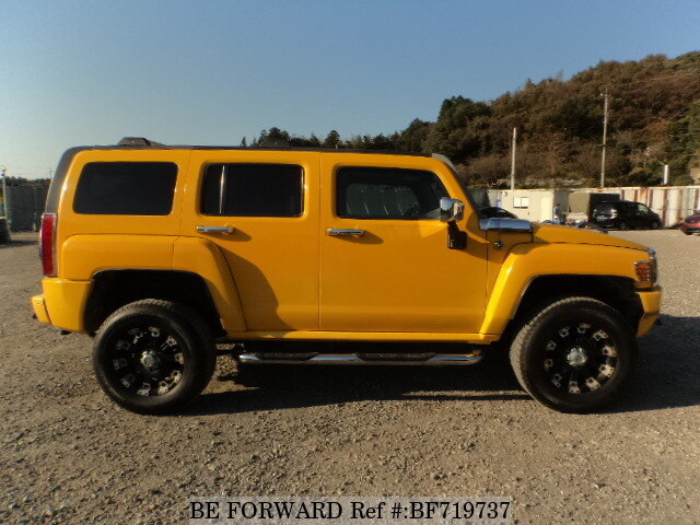 Used 2011 Hummer H3 For Sale Bf719737 Be Forward
