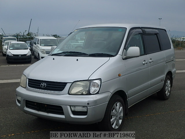 Used 2001 TOYOTA LITEACE NOAH BF719802 For Sale Image