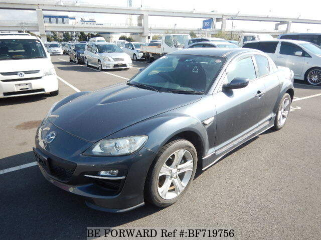 Used 2011 MAZDA RX-8 BF719756 for Sale
