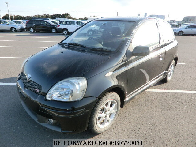 Used 2004 TOYOTA VITZ RS/CBA-NCP10 for Sale BF720031 - BE FORWARD
