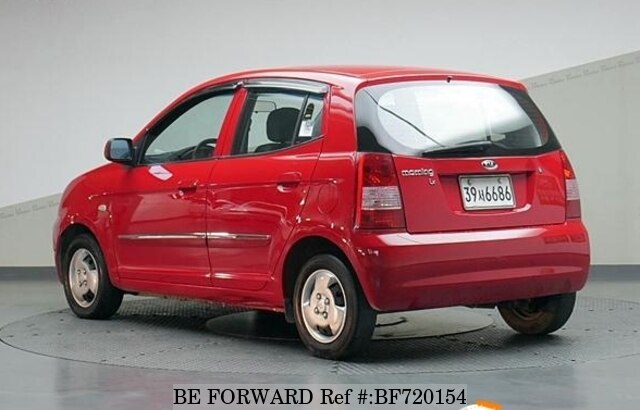 used 2007 kia morning picanto for sale bf720154 be forward. Black Bedroom Furniture Sets. Home Design Ideas