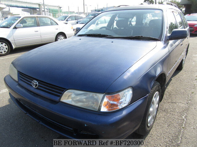 used 1997 toyota corolla touring wagon l touring e ae100g for sale rh sp beforward jp