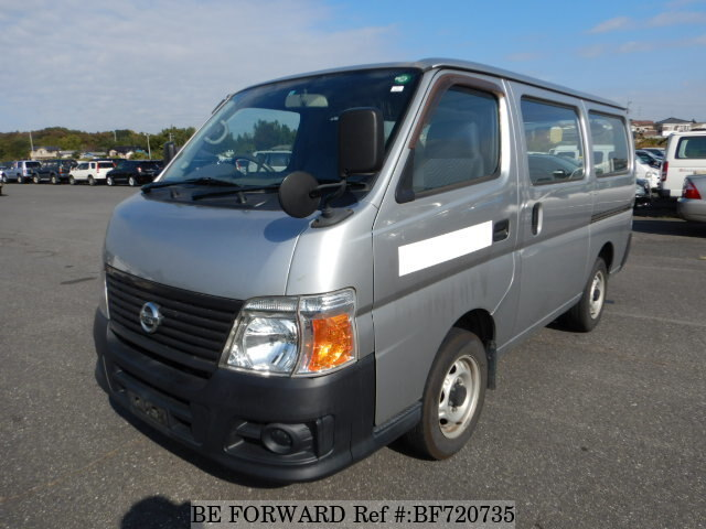 Used 2007 NISSAN CARAVAN VAN BF720735 for Sale