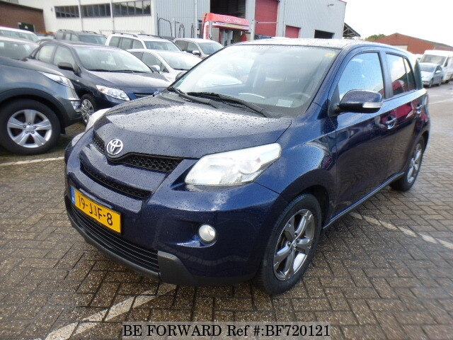 Used 2009 Toyota Urban Cruiser For Sale Bf720121 Be Forward