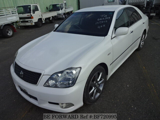 used 2007 toyota crown athlete dba grs184 for sale bf720995 be rh beforward jp 2003 Toyota Crown Athlete Toyota Crown At