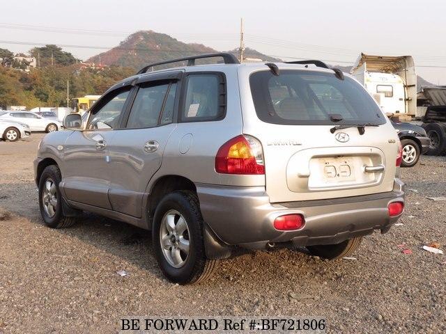 2004 hyundai santa fe gold usados en venta bf721806 be for Hyundai motor myanmar co ltd