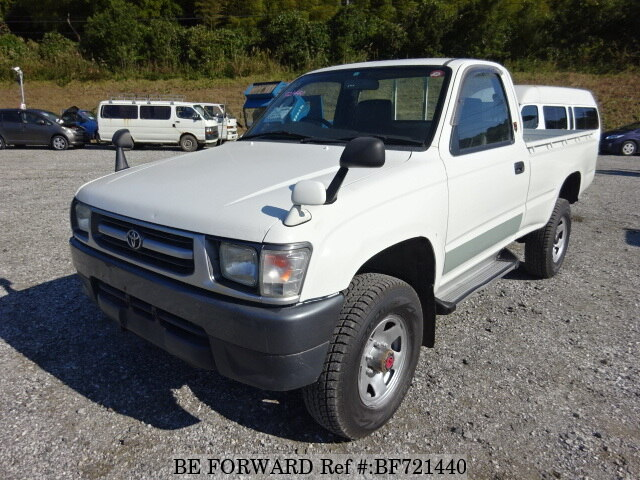 Used 2004 TOYOTA HILUX BF721440 for Sale