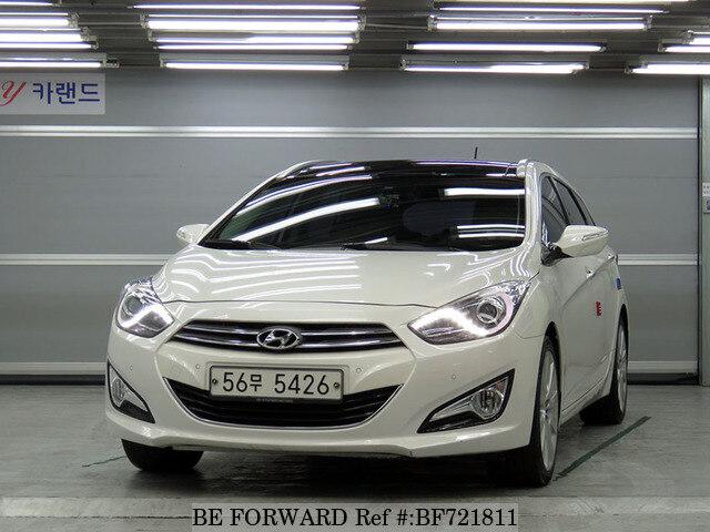 2013 hyundai i40 usados en venta bf721811 be forward for Hyundai motor myanmar co ltd