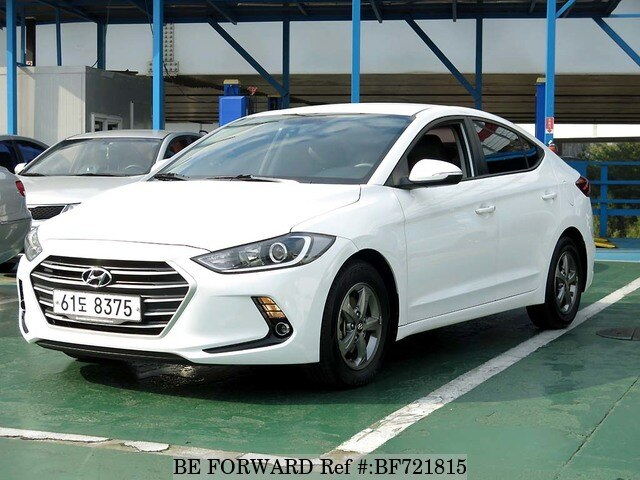 2015 hyundai avante elantra usados en venta bf721815 for Hyundai motor myanmar co ltd