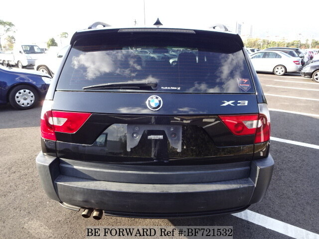 2005 bmw x3 2 5i gh pa25 d 39 occasion en promotion bf721532 be forward. Black Bedroom Furniture Sets. Home Design Ideas
