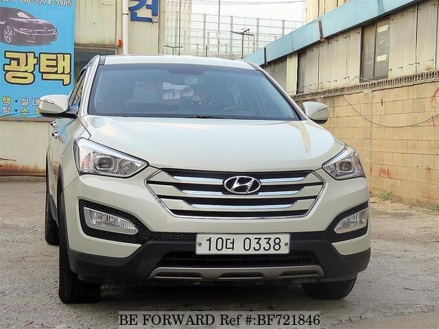 2012 hyundai santa fe usados en venta bf721846 be forward for Hyundai motor myanmar co ltd