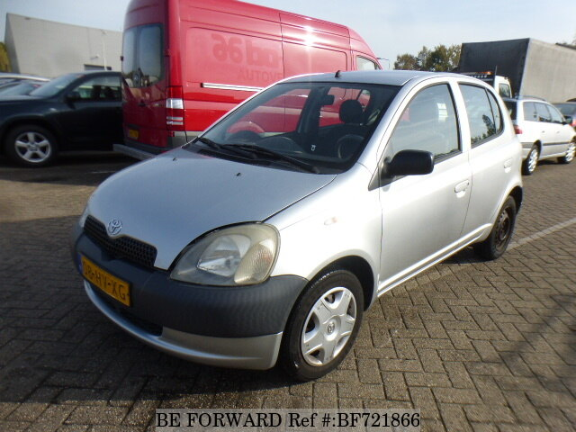 used 2002 toyota yaris for sale bf721866 be forward. Black Bedroom Furniture Sets. Home Design Ideas
