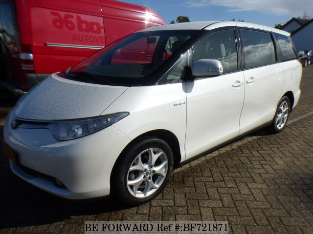 Used 2008 Toyota Previa For Sale Bf721871 Be Forward
