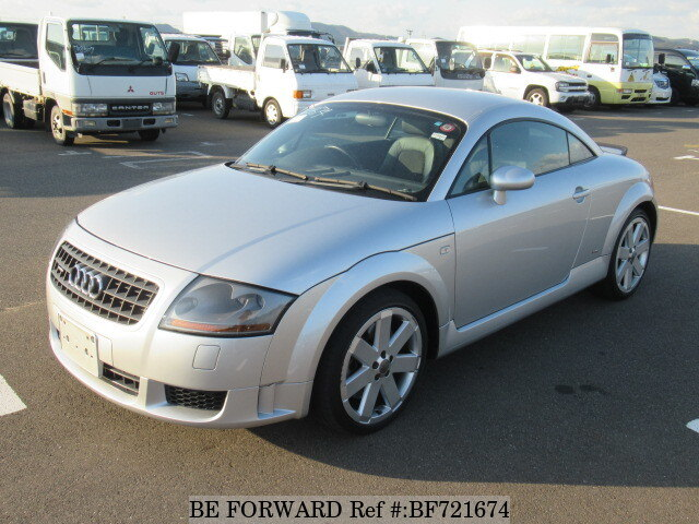 Used 2004 AUDI TT BF721674 for Sale