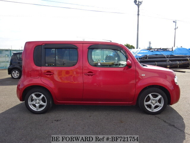 used 2010 nissan cube 15x v selection dba z12 for sale bf721754 be forward. Black Bedroom Furniture Sets. Home Design Ideas