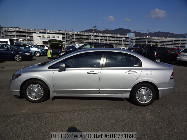 used 2008 honda civic hybrid mx daa fd3 for sale bf721890 be forward. Black Bedroom Furniture Sets. Home Design Ideas
