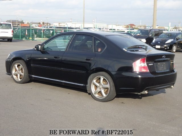 used 2005 subaru legacy b4 3 0r cba ble for sale bf722015. Black Bedroom Furniture Sets. Home Design Ideas