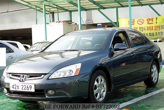 Lovely About This 2005 HONDA Accord (Price:$3,150)
