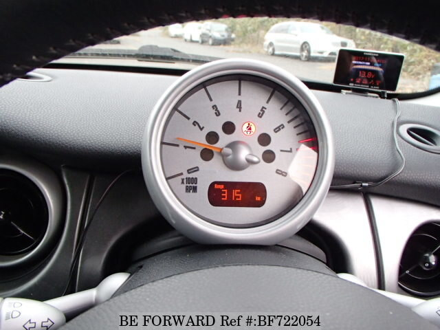 Used 2002 BMW MINI COOPER S/GH-RE16 for Sale BF722054 - BE