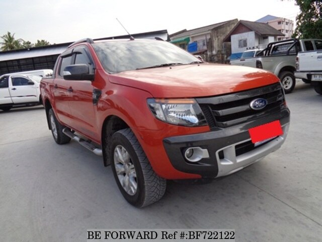 2013 ford ranger 3 2 double cab d 39 occasion en promotion bf722122 be forward. Black Bedroom Furniture Sets. Home Design Ideas