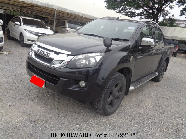 Used 2017 Isuzu D Max Bf722125 For Image