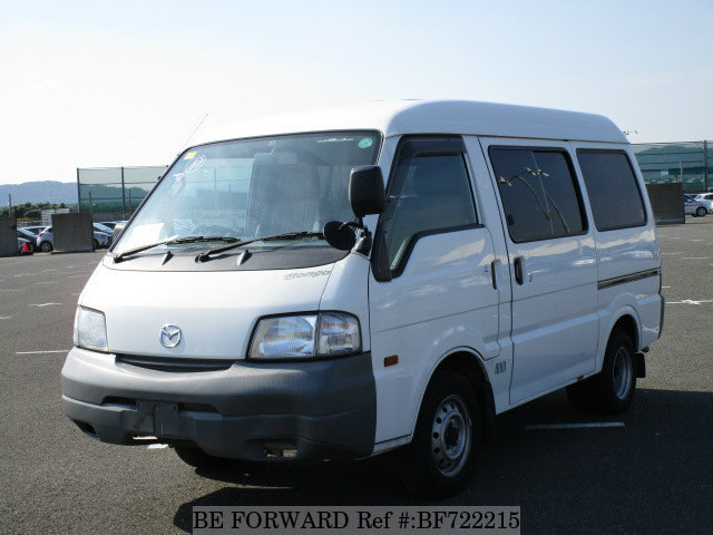 Used 2009 MAZDA BONGO VAN/ABF-SK82V for Sale BF722215 - BE ...